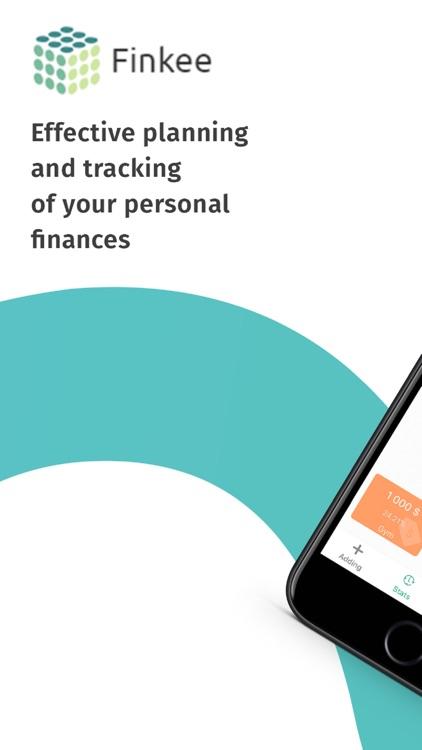 Finkee - financial tracker