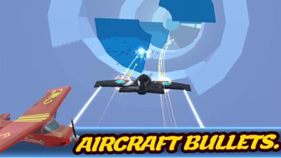 Plane Flight Shooting 3D-0