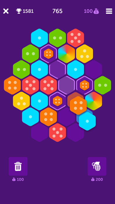 Hexa Bang screenshot #6