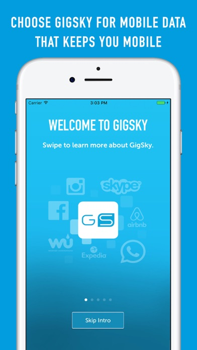 GigSky Global Mobile Data