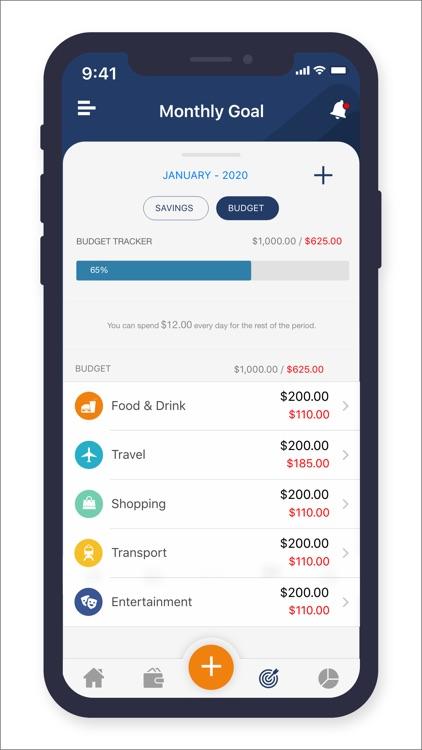 Kakebo: Budgeting Tracker
