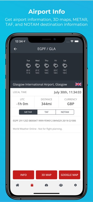 RosterBuster Airline Crew App on the App Store