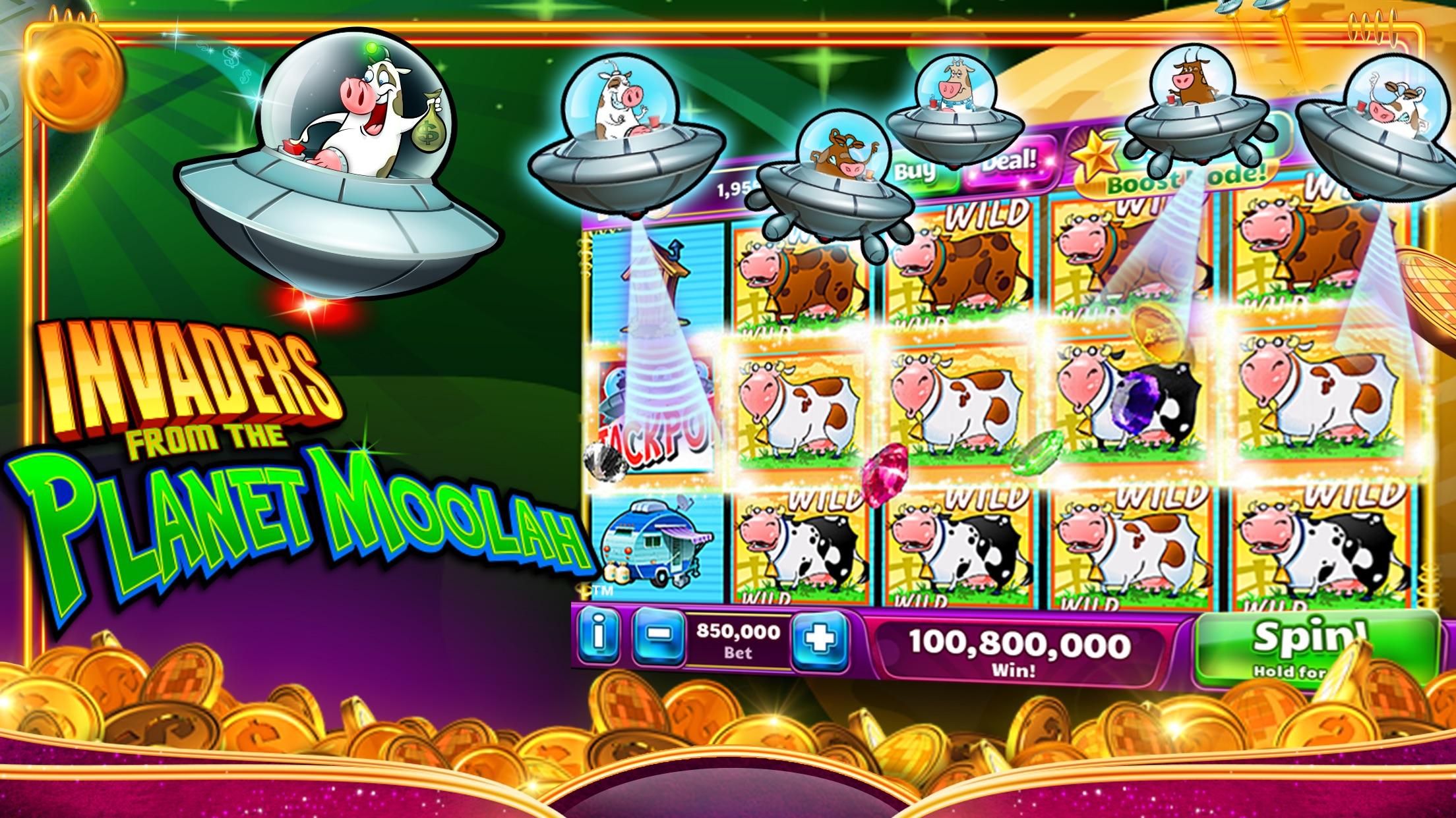 Jackpot Party - Casino Slots Screenshot