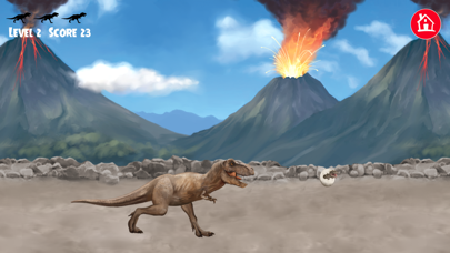 Run Dinosaur - run screenshot 2