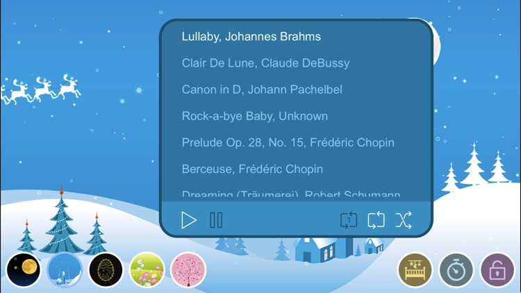 Baby Dreams PRO - Calm lullaby screenshot-2