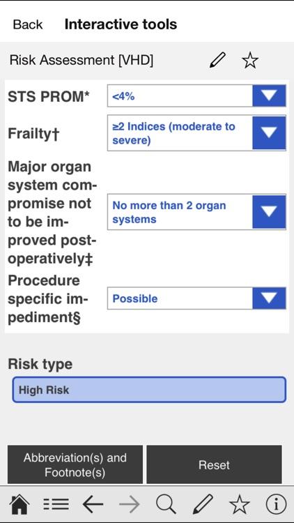 AHA Guidelines On-The-Go screenshot-3