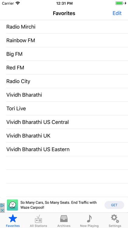 HydFM screenshot-4