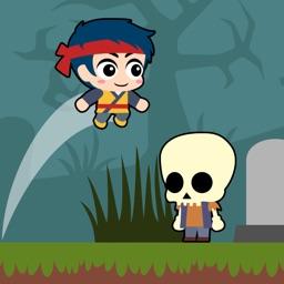 Super Ninja Boy Run