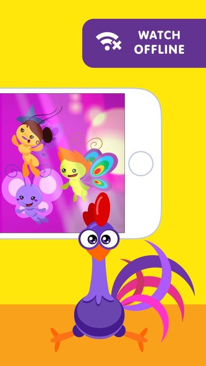 Lottie Dottie Chicken Official screenshot-4