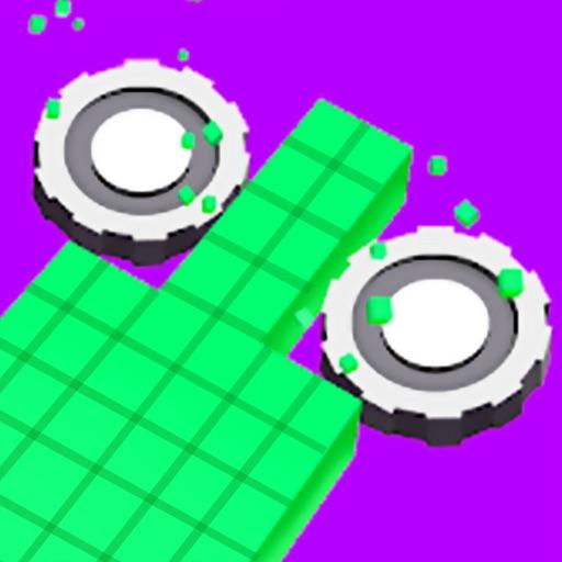 Cube Slices - Saw Puzzle 3D