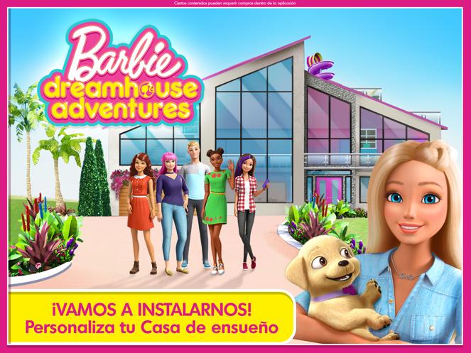 Barbie Dreamhouse Adventures-1