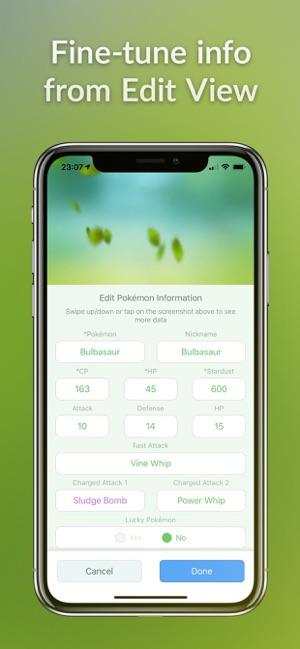 Pocketdex for Pokémon GO on the App Store