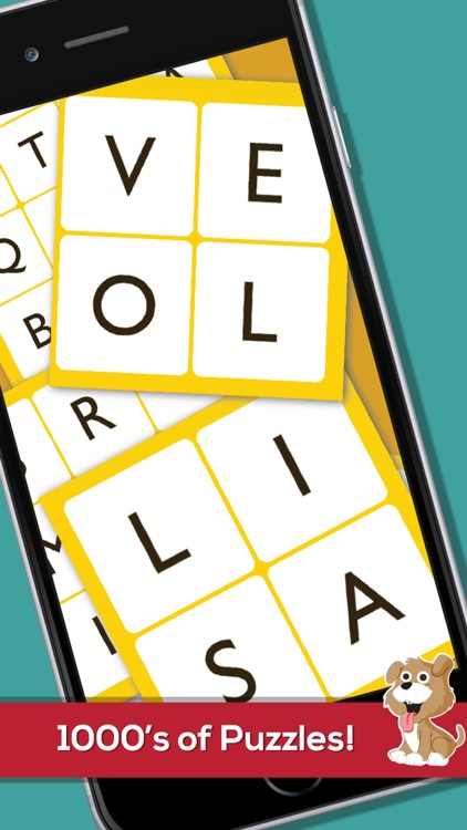 Word Trek - Word Block Puzzles