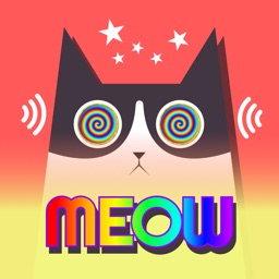 Cat Meow: Pet sounds & noises