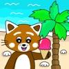 Pukkins Sommar: Spel för barn