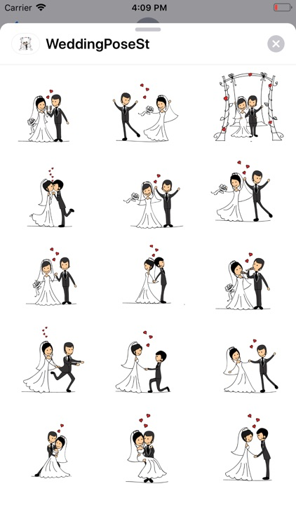 WeddingPoseSt