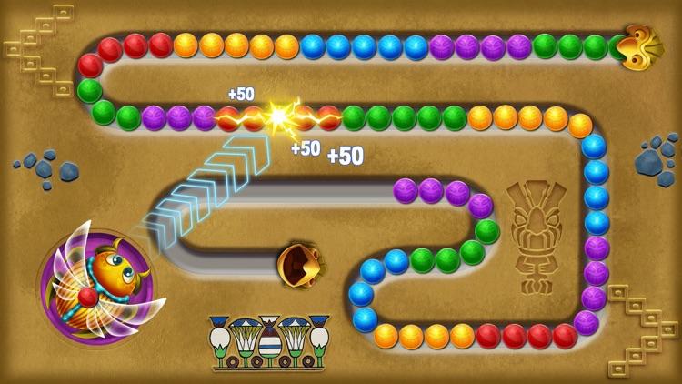 Zuxar Classic - Ball Rush screenshot-3