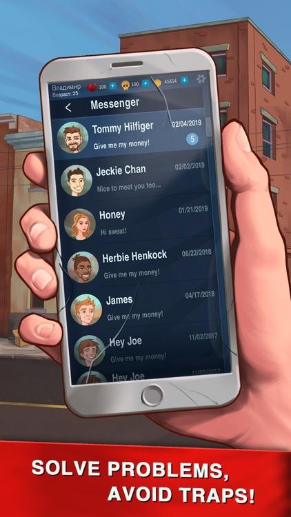 Hit The Bank: Life Simulator screenshot-3