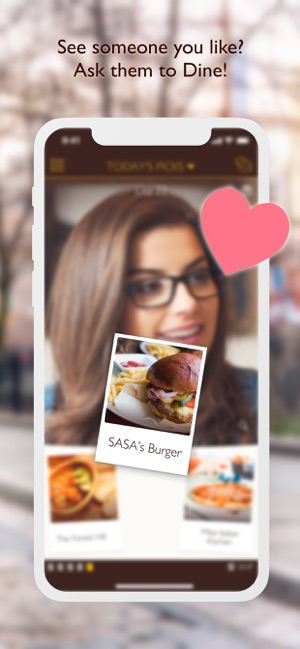Dine Dating App on the App Store