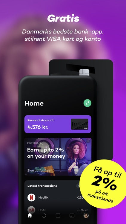 Lunar Way - Bank app
