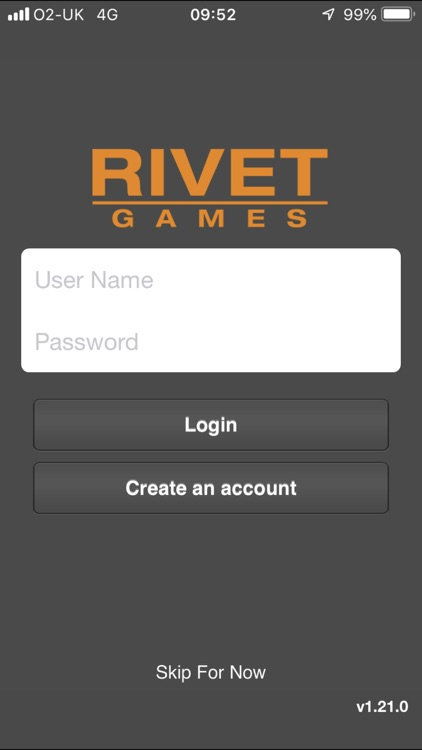 Rivet Games Discussion Forums by All 4 Games
