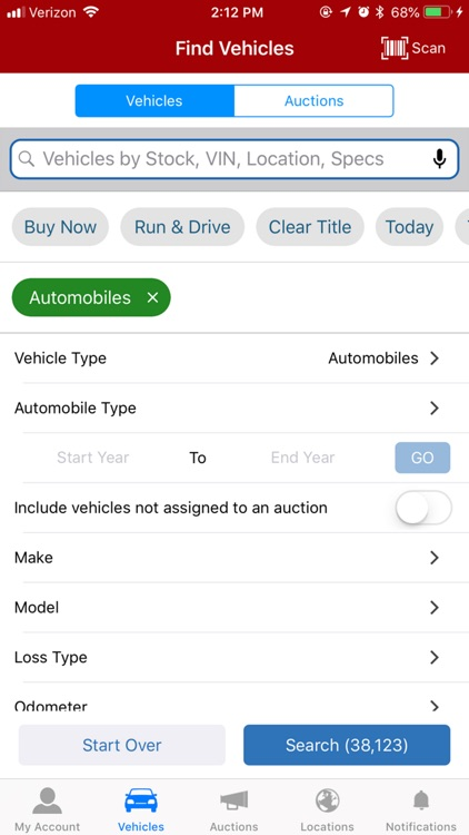 IAA Buyer Salvage Auctions screenshot-3