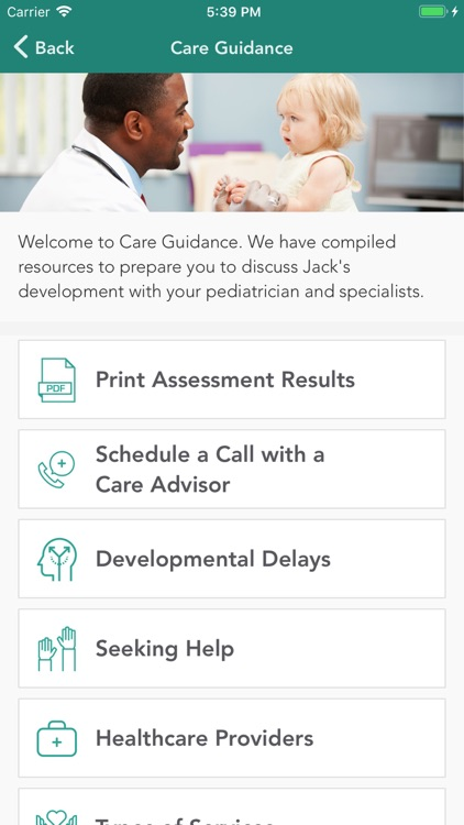 Cognoa for Child Development screenshot-4