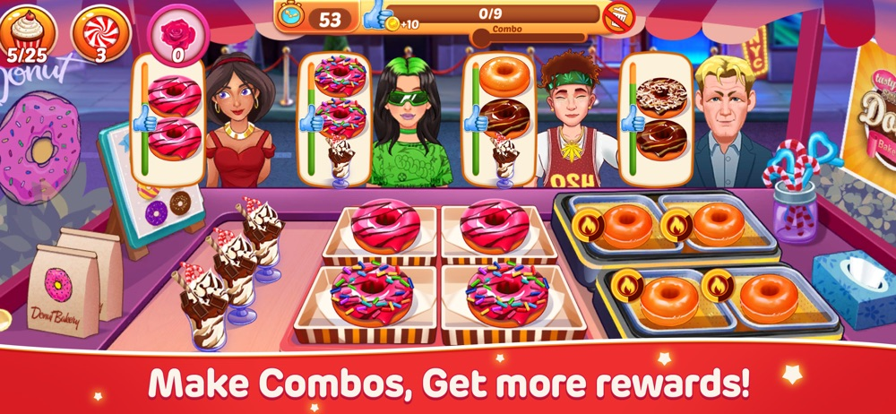 Cooking Family : Cooking Games Cheat Codes