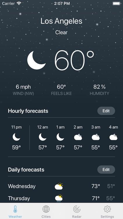 Weather · screenshot-9