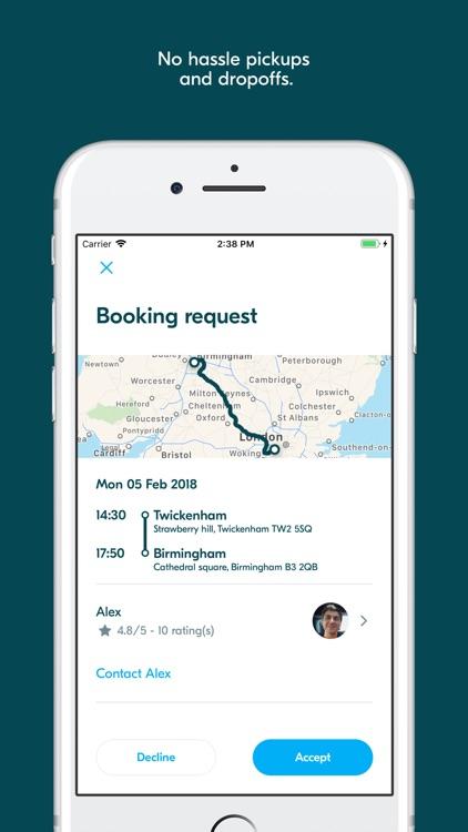 BlaBlaCar - Trusted Carpooling screenshot-4