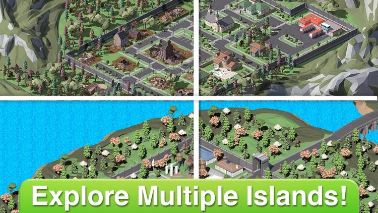 Mystery Island: Decor & Match3 screenshot-5