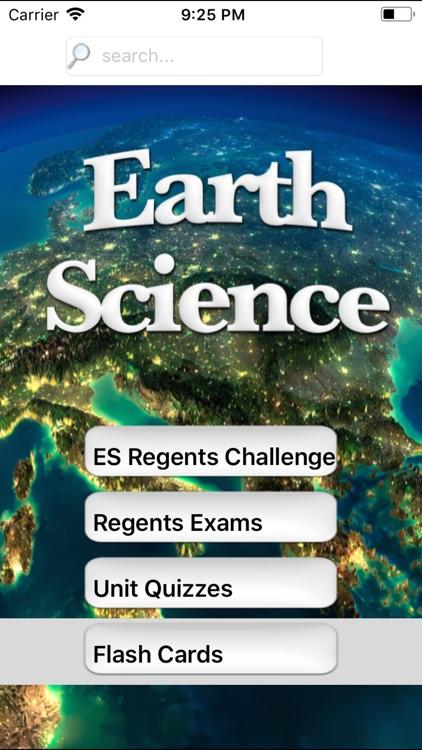 NYS Earth Science Regents Prep
