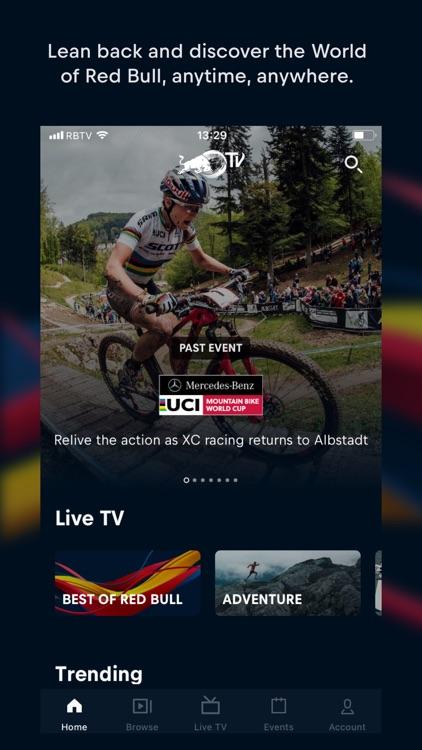 Red Bull TV screenshot-0