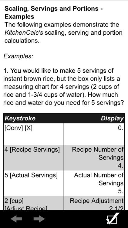 KitchenCalc Pro Culinary Math screenshot-3