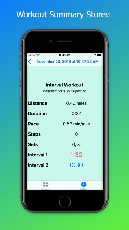 FITimer - Interval Timer screenshot-6