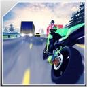 Crazy Motorcycle Rider