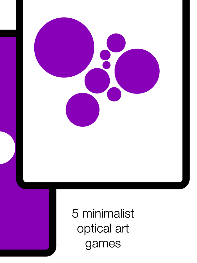Big Dot, game for IOS