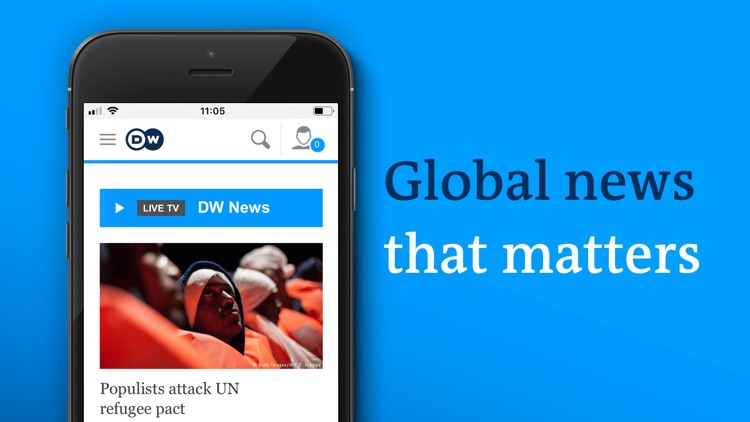 DW - Breaking World News screenshot-5