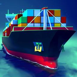Sea Port: Ships & Trade Tycoon