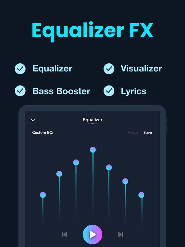 Equalizer Fx: Bass Booster App on the App Store