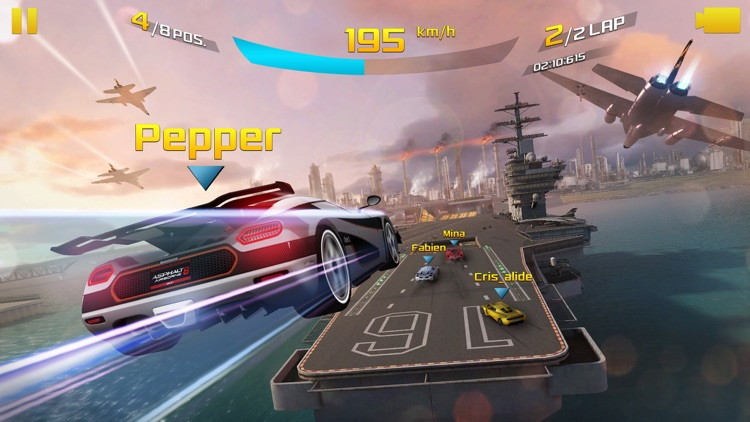 Asphalt 8: Airborne screenshot-3