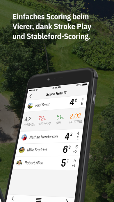 Screenshot for Golfshot Plus: Golf GPS in Germany App Store