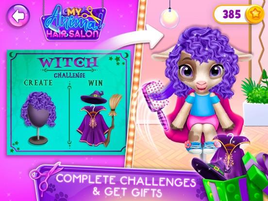 My Animal Hair Salon World screenshot 15