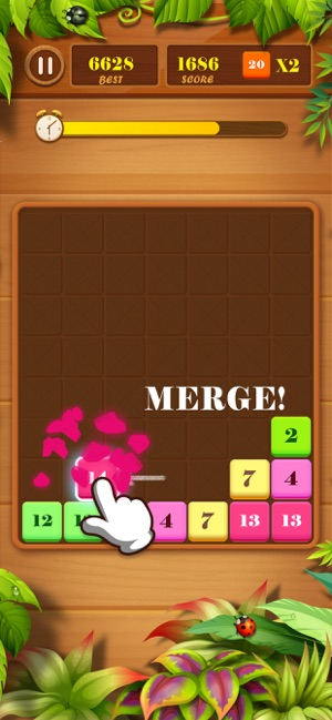 Drag n Merge on the App Store