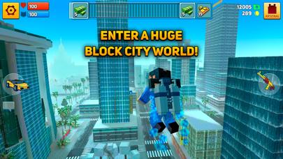 Block City Wars: Mafia Townのおすすめ画像1