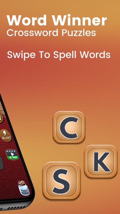 Word Winner: Crossword Puzzles