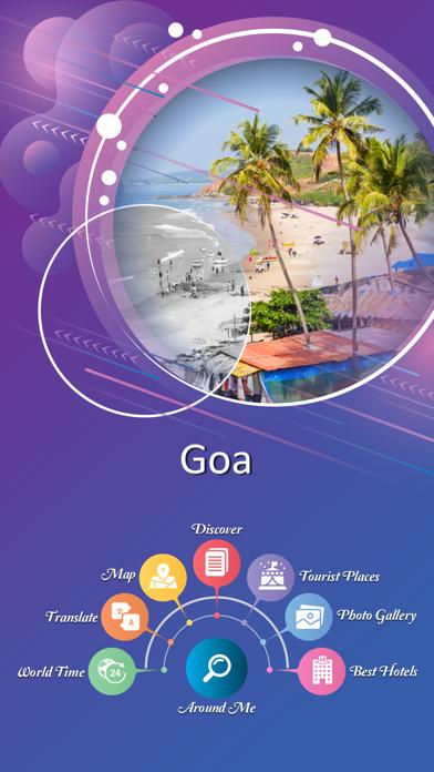 Goa Tourism screenshot 2