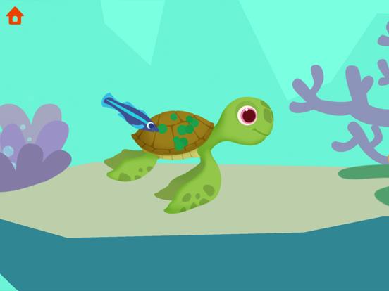 恐竜アクアアドベンチャー - 子供向けのゲームのおすすめ画像2