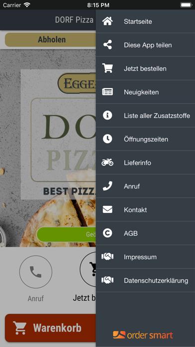 Dorf Pizza DorfgasteinScreenshot von 3