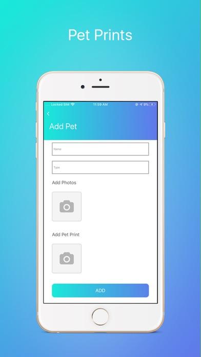 Pet Prints Screenshot